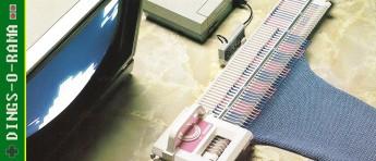 Dings-o-rama #1: NES Strikkemaskin