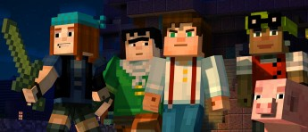 «Minecraft: Story Mode» kommer til Netflix