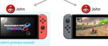 Ikke aprilsnarr: Nintendo har endelig lagd et skikkelig kontosystem på Switch