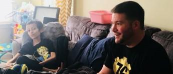 Gutt (12) med uhelbredelig kreft fikk ønsket sitt oppfylt