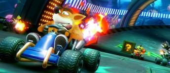 «Crash Team Racing Nitro-Fueled» avslørt