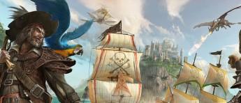 «The Ark»-folka tar en «Sea of Thieves» med «Atlas»
