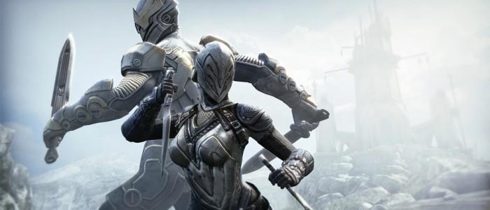 Fjerner «Infinity Blade»-spillene