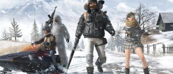 «PUBG»-vinterkartet kommer til PS4 og Xbox One i neste uke