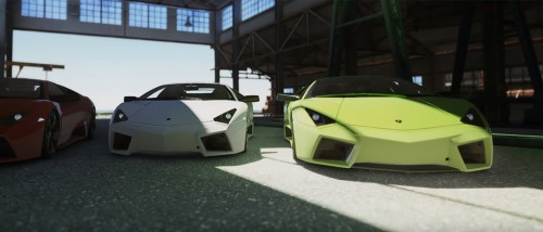 PressFire no - Har implementert ray tracing i «Grand Theft