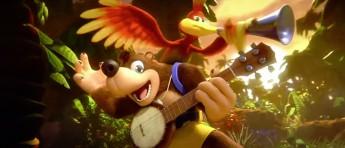 Banjo og Kazooie kommer til «Smash Bros.»