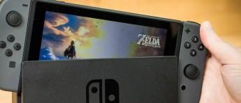 Nintendo endrer innmaten i dagens Switch-modeller