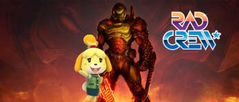 Derfor er «Doom Eternal» og «Animal Crossing» spillene vi trenger nå