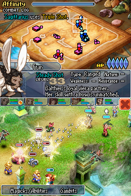 final fantasy xii revenant wings nds