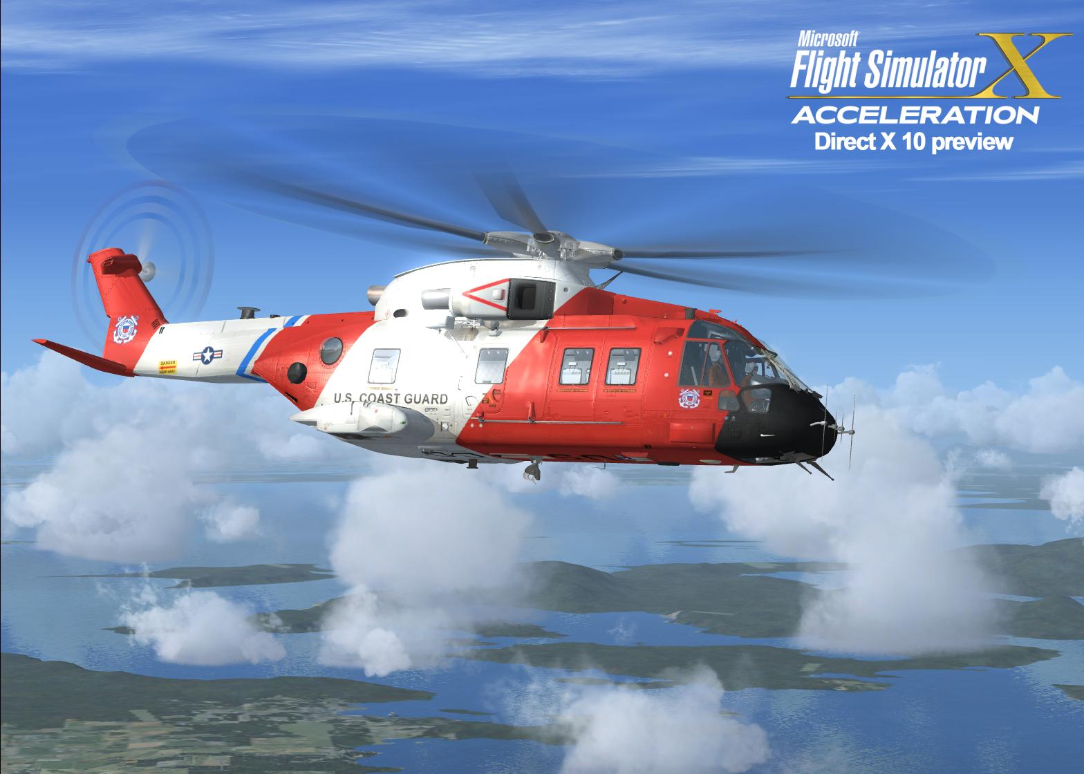 Microsoft Flight Simulator X: Steam Edition - PressFire no