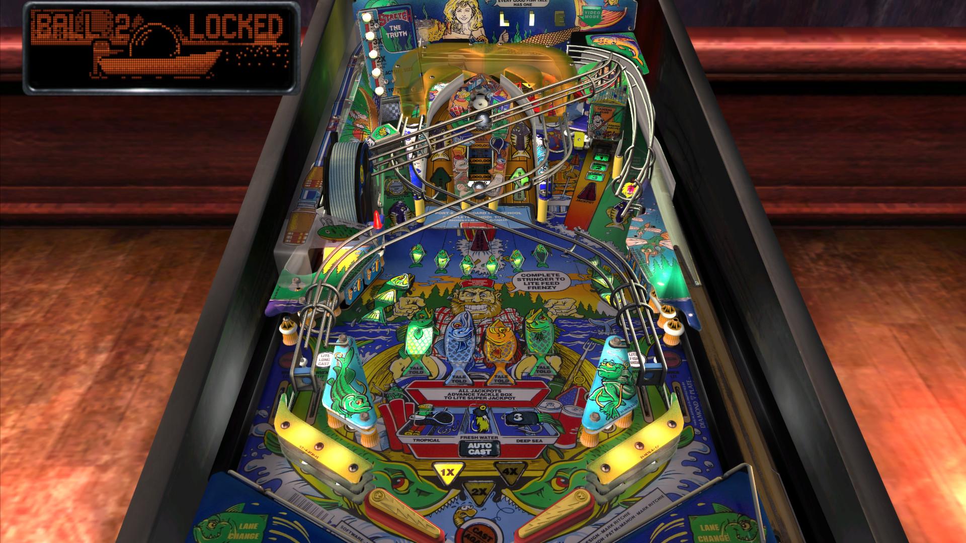 The Pinball Arcade - PressFire no