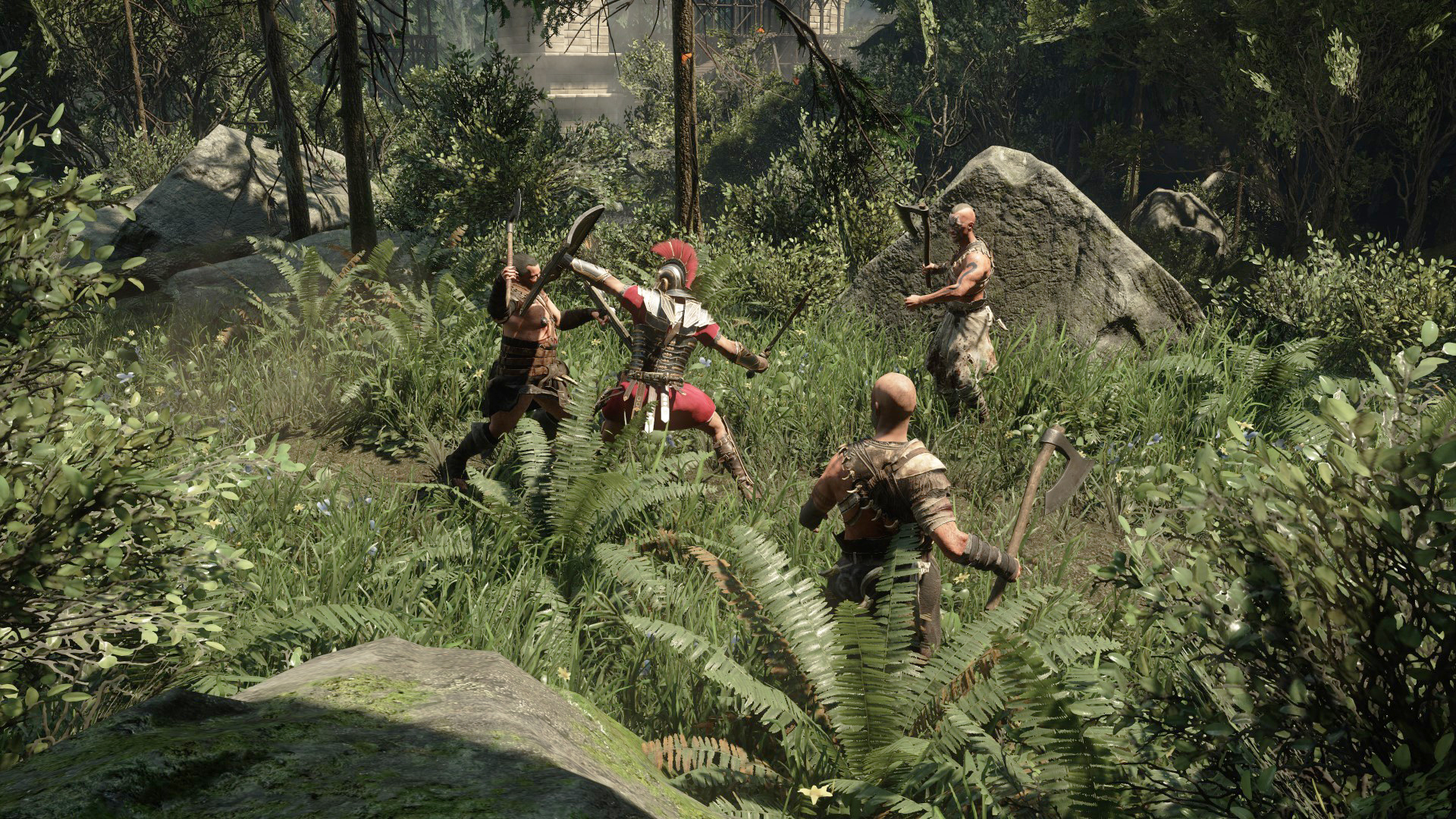 Ryse: son of rome is no longer receiving the co-op challenge editor.