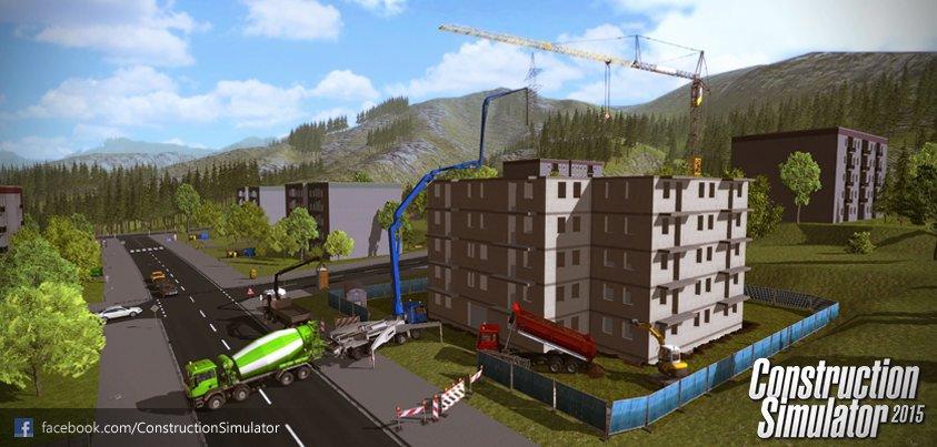 Galleri: Construction Simulator 2015. Dette ...