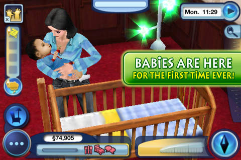 The Sims 3: Ambitions - PressFire no