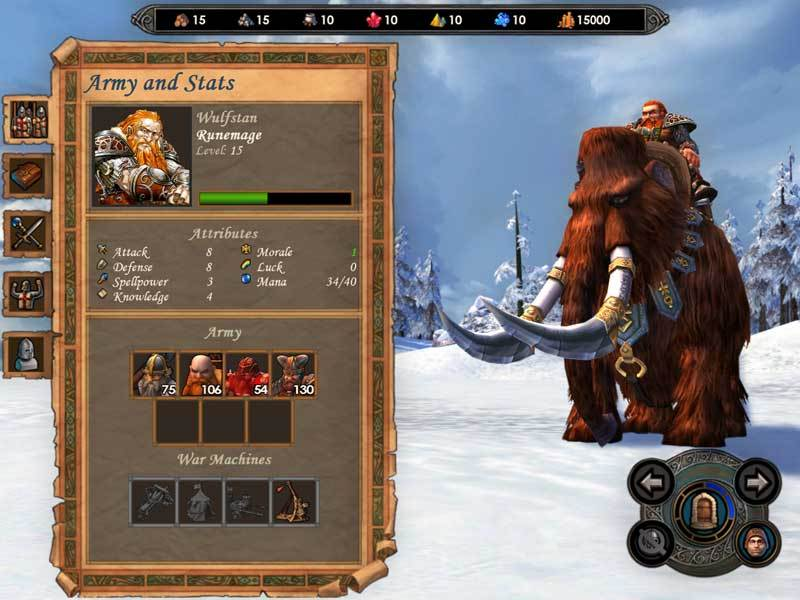 Heroes of might and magic v game hellopcgames.