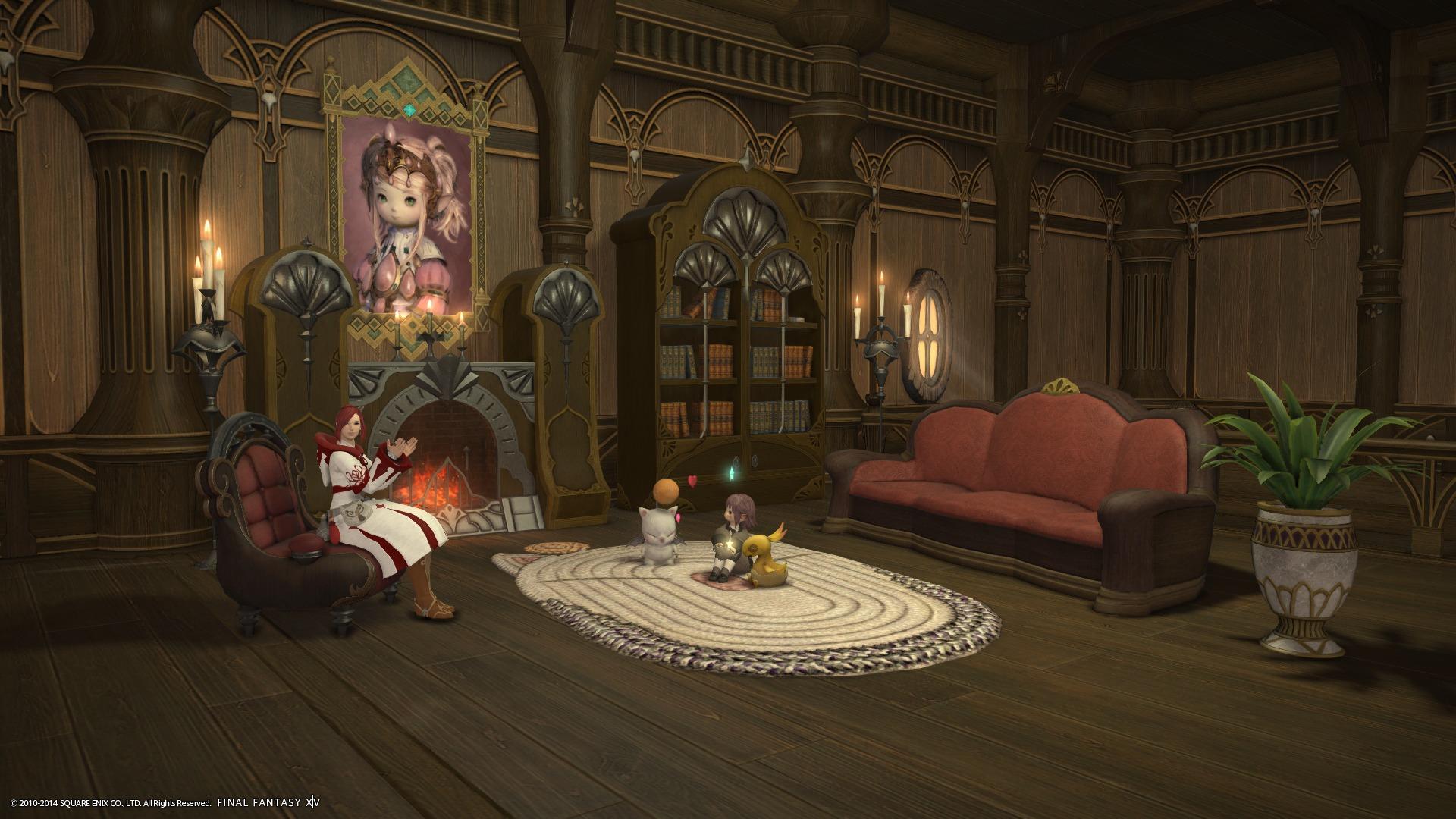 Final Fantasy XIV: Online - PressFire no