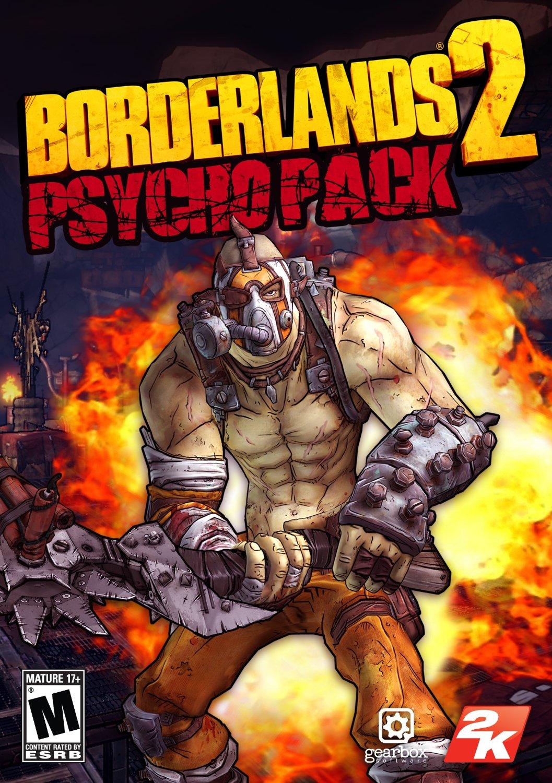 Borderlands 2: Psycho Pack - PressFire no