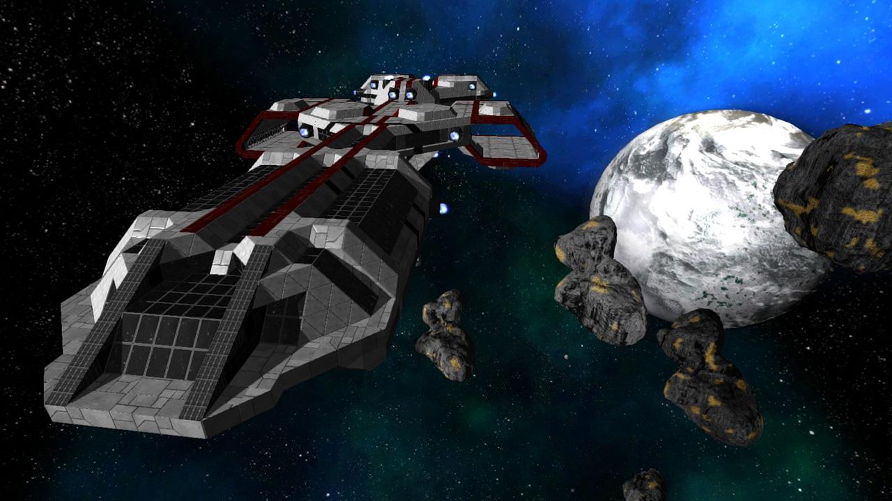 Empyrion Galactic Survival Pressfire No