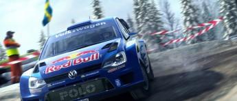 «DiRT Rally» har forlatt startstreken, og feirer med svenske minusgrader