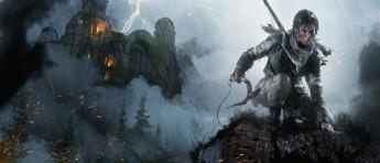 «Rise of the Tomb Raider» til PS4 får eget VR-oppdrag og ekstrem overlevelsesmodus