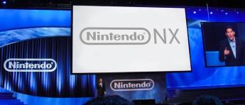 - Nintendo NX er en håndholdt konsoll du kobler til tven, og kjører kassetter
