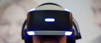 En time med Playstation VR