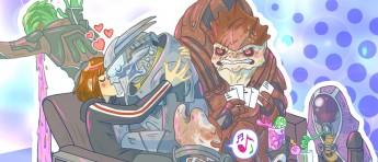 Nå kommer «Mass Effect» til «Cards Against Humanity» - av en eller annen grunn