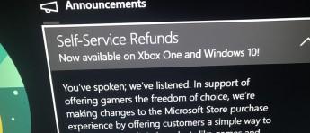 Nå kommer refundering av nedlastede spill til Xbox og Windows 10