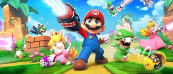Her er første kikk på «Mario + Rabbids Kingdom Battle»