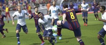 Målene renner inn i «FIFA 14»