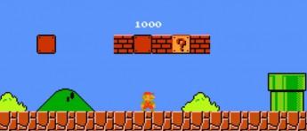 Har du aldri spilt «Super Mario»?