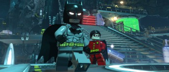 Lego-Batman drar ut i verdensrommet!