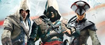 Samler hele USA-eventyret til «Assassin's Creed» i én pakke