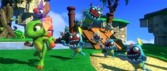 «Banjo-Kazooie» får en tematisk oppfølger i «Yooka-Laylee»
