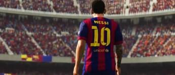 «FIFA 16» har bestemt seg for å lære noen triks fra Messi