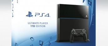 Her er nye PlayStation 4, med dobbelt så stor harddisk