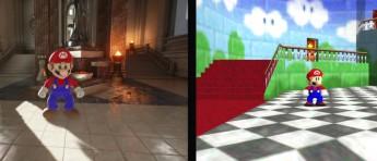 Slik har du aldri sett Mario!