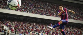 Messi knuser Ronaldo, også i «FIFA 16»