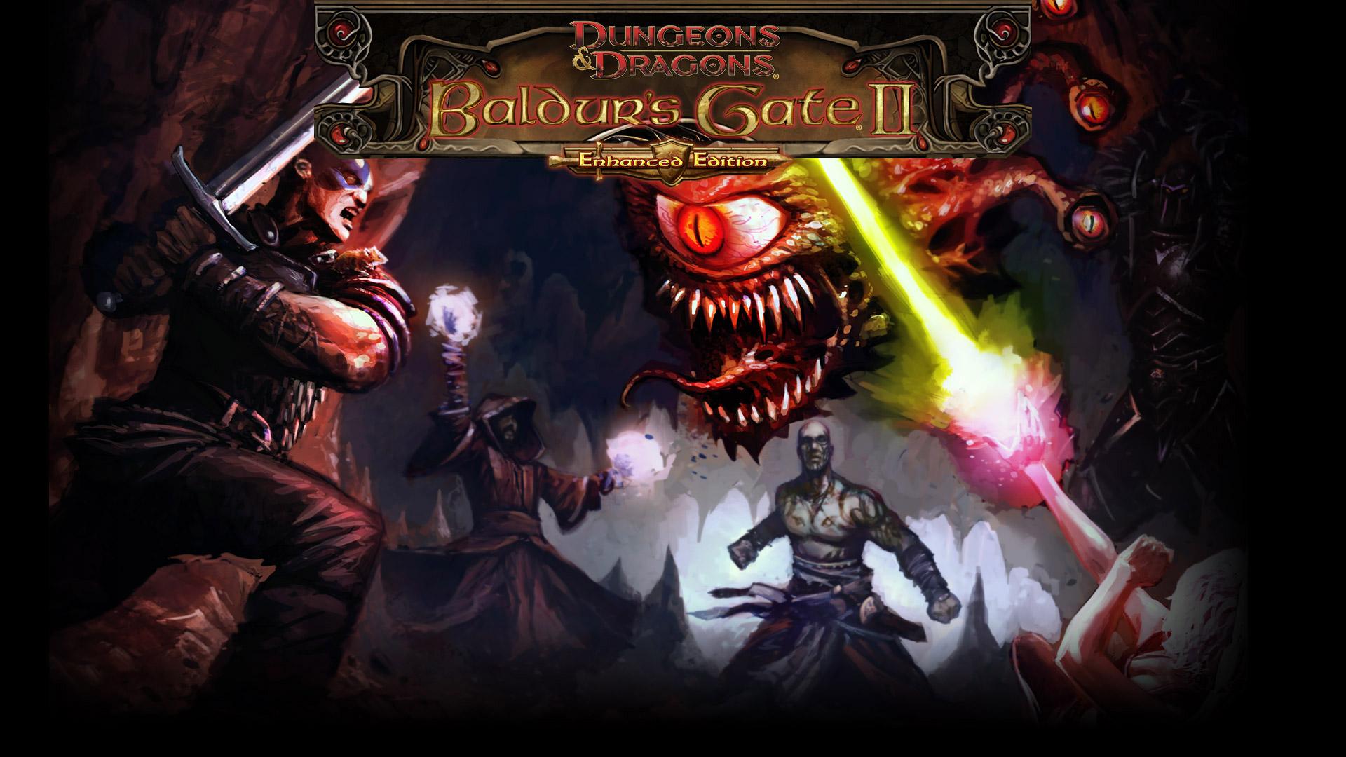 Baldur's gate enhanced edition – everything you need to know.