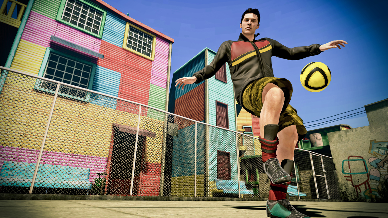 Banner do game fifa street para ps3