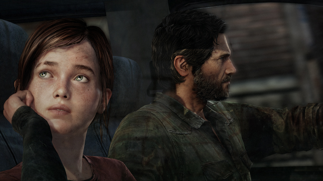 Naughty Dog working on a new game? Ss13