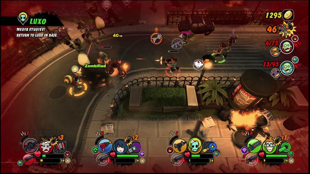 Spillåret starter med enda flere zombier - PressFire.no