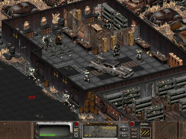 Screens Zimmer 1 angezeig: fallout 2 trainer