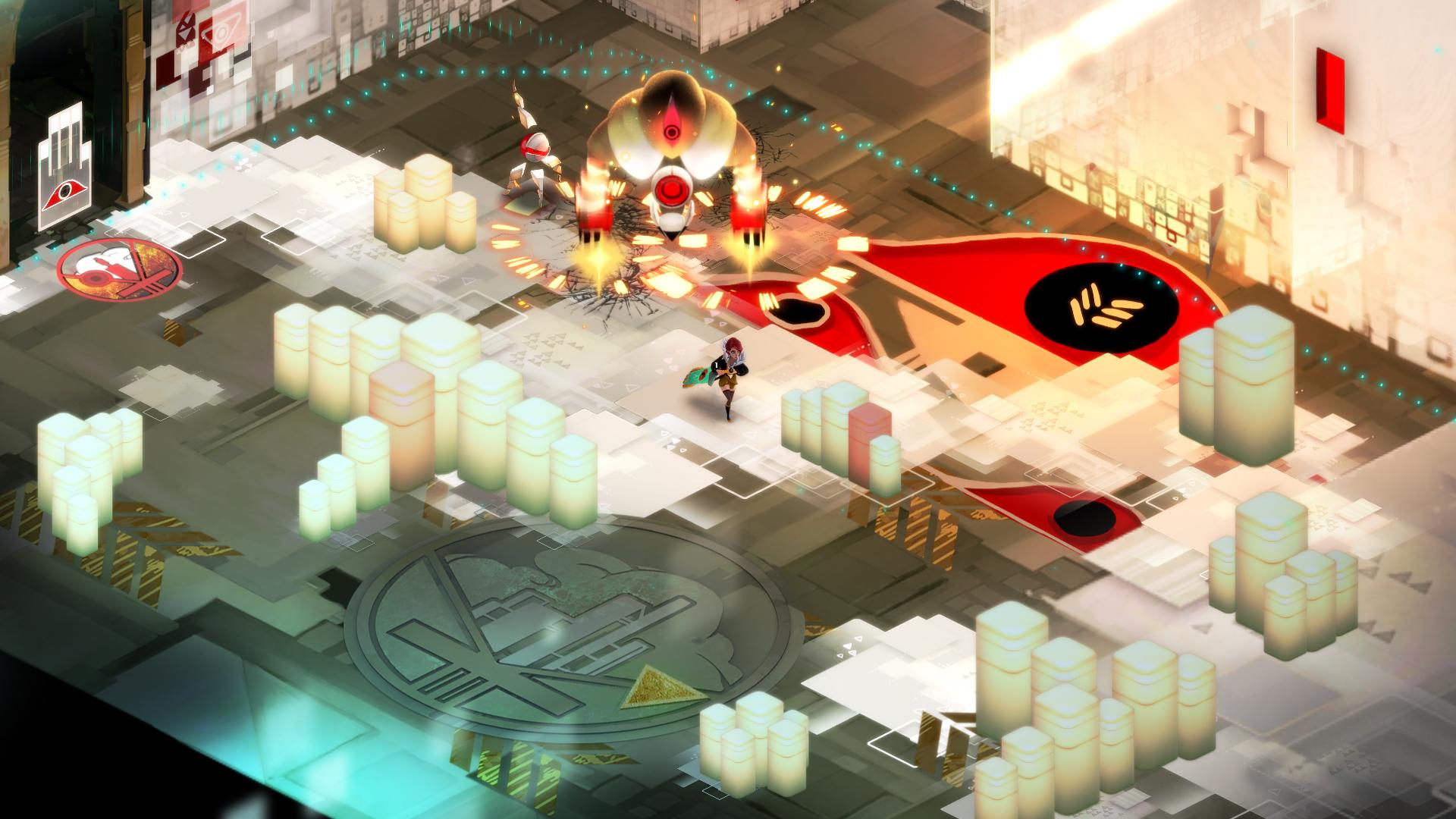 Transistor Game Anmeldelse: transistor