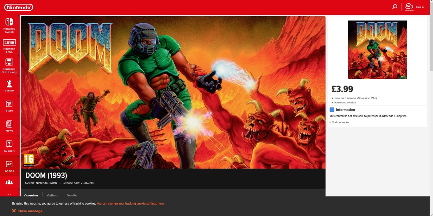 Doom 1993 Download